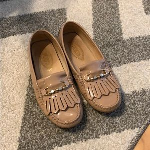 Patent Tod's loafer
